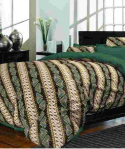 Batik Hijau Toska