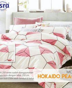 Sprei Hokaido Pink