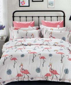 Melina Putih Flamingo