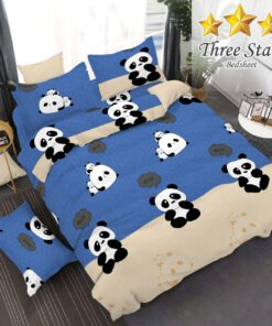 Baby Panda Blue