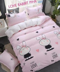 Love Rabbit Pink