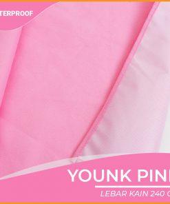 pink waterproof